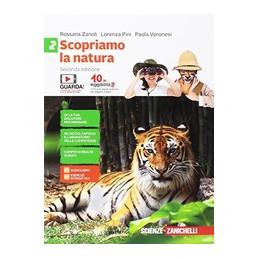 SCOPRIAMO LA NATURA 2ED   - VOLUME 2 (LDM)  Vol. 2