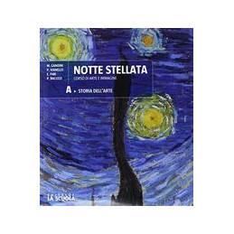 NOTTE STELL A + ARTE TASCA + NOTTE STELL B + DVD E A  KIT ARTE E IMMAGINE VOL. U