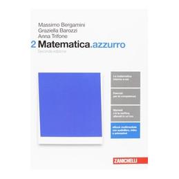MATEMATICA.AZZURRO 2ED. - VOLUME 2 (LDM)  VOL. 2