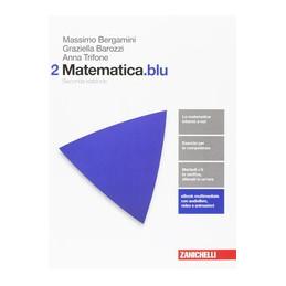 MATEMATICA.BLU 2ED. - VOLUME 2 (LDM)  VOL. 2