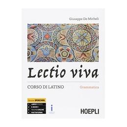 LECTIO VIVA GRAMMATICA CORSO DI LATINO VOL. U