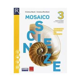 MOSAICO SCIENZE 3 LIBRO MISTO CON HUB LIBRO YOUNG VOL 3 + HUB LIBRO YOUNG + HUB KIT VOL. 3