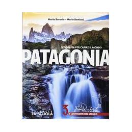 PATAGONIA VOL. 3 GEOGRAFIA PER CAPIRE IL MONDO. ATLANTE.