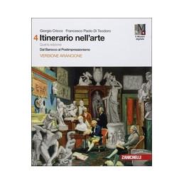ITINERARIO NELL`ARTE ARANCIONE. VOL.4 DAL BAROCCO AL POSTIMPRESSIONISMO