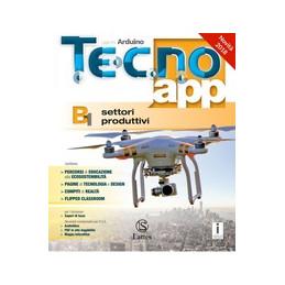 TECNO APP  DISEGNO+SETT.PROD. B1-B2-B3+DESINER SI DIV.+MI PREP.INT. VOLUME A (DISEGNO) + VOLUME B (S