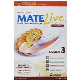 MATELIVE 3 ED.ACTIVEBOOK  Vol. 3