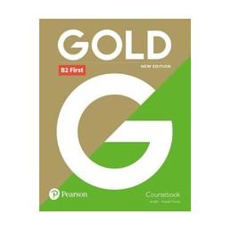 GOLD FIRST B2 2018 COURSEBOOK  VOL. U