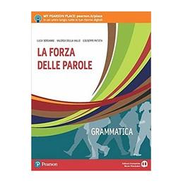 LA FORZA DELLE PAROLE GRAMMATICA + COMUNICAZIONE E SCRITTURA