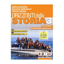 ORIZZONTI DELLA STORIA. CON QUADERNO PER LO STUDIO E L`INCLUSIONE E CLIL HISTORY ACTIVITIES PER IL 5