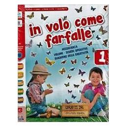 IN VOLO COME FARFALLE  1-2-3  Vol. U
