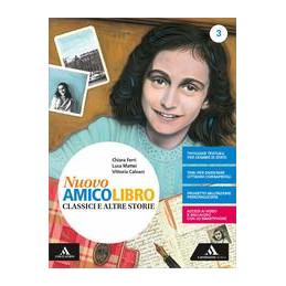 NUOVO AMICO LIBRO VOLUME 3 + QUADERNO VOL. 3