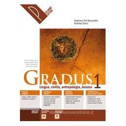 GRADUS 1 LINGUA, CIVILT VOL. 1
