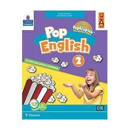 POP ENGLISH 2 ACTIVE INCLUSIVE LEARNING Vol. 2