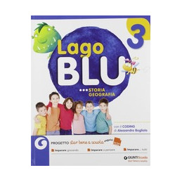 LAGO BLU - 3  Vol. 3