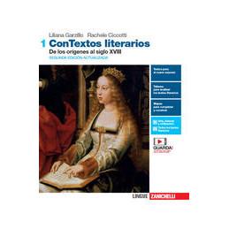CONTEXTOS LITERARIOS - VOLUME 1 (LDM) DE LOS OR VOL. 1