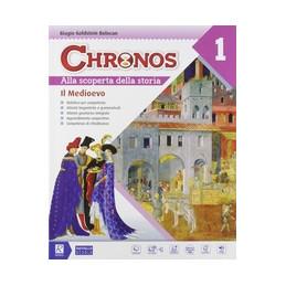 CHRONOS VOL. 1 + COMPETENZE + CITTADINANZA + DVD MIOBOOK  Vol. 1
