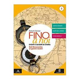 FINO A NOI VOLUME 3 + ATLANTE 3 + QUADERNO 3 Vol. 3
