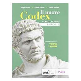 NUOVO CODEX (IL) VOLUME ESERCIZI 2 + EBOOK  VOL. 2