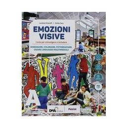 EMOZIONI VISIVE VOLUME A + EASY EBOOK (SU DVD) + EBOOK Vol. U