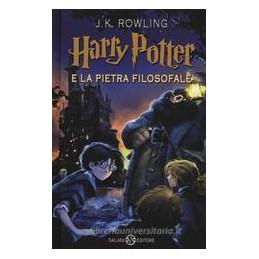 HARRY POTTER E LA PIETRA FILOSOFALE. VOL. 1