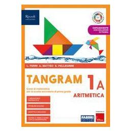 TANGRAM - LIBRO MISTO CON LIBRO DIGITALE VOL. 1A + VOL. 1B + QUADERNO 1 + HUB YOUNG + HUB KIT Vol. 1