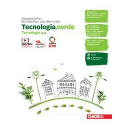 TECNOLOGIA.VERDE  2ED. - CONF. TECN. 4.0 + INF. + DIS. + LAB. + CODING  (LDM) 2ED. DI IDEA, PROGETTO