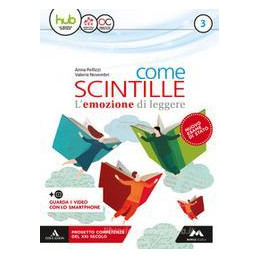 COME SCINTILLE VOLUME 3 + TEMI + MEBOOK Vol. 3