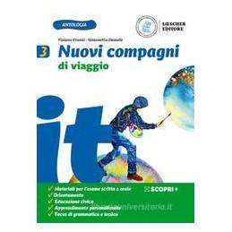 NUOVI COMPAGNI DI VIAGGIO V.3 ND Vol. 3