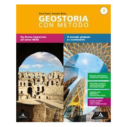 GEOSTORIA CON METODO VOLUME 2 Vol. 2