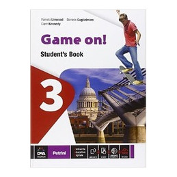 GAME ON! VOLUME 3 STUDENT`S BOOK 3 + EBOOK 3  Vol. 3
