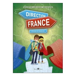 DIRECTION FRANCE METHODE DE FRANCAIS Vol. U