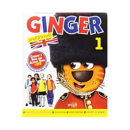 GINGER AND FRIENDS 1  Vol. 1