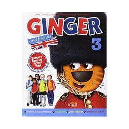 GINGER AND FRIENDS 3  Vol. 3