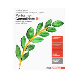 PERFORMER B1 - CONSOLIDATE B1 (LD) GRAMMAR AND VOCABULARY REVISION AT B1 LEVEL VOL. U