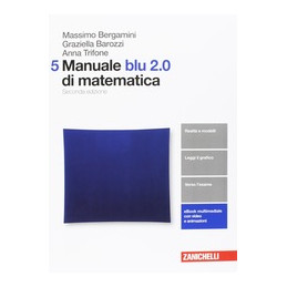 MANUALE BLU 2.0 DI MATEMATICA 2 ED. - VOLUME 5 (LDM)  Vol. 3