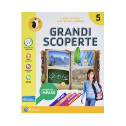 GRANDI SCOPERTE 5  Vol. 2
