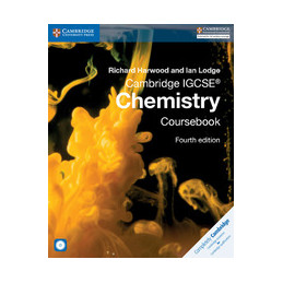 CAMBRIDGE IGCSE CHEMISTRY 4TH EDITION COURSEBOOK WITH CD-ROM Vol. U