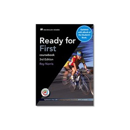 READY FOR FIRST 3RD ED STUDENT`S BOOK PACK WITHOUT KEY + EBOOK VOL. U