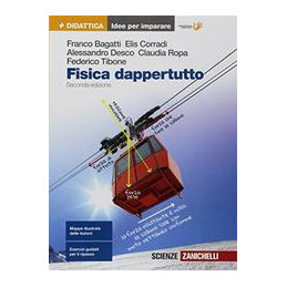 FISICA DAPPERTUTTO 2ED. - IDEE PER IMPARARE  Vol. U