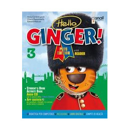 HELLO GINGER! 3  Vol. 3